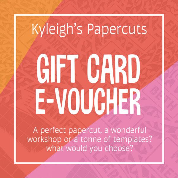 evoucher gift card